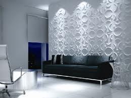 3d гипсовая стеновая панель