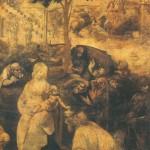 Незаконченные картины Леонардо