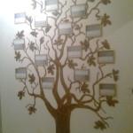 гипсовое дерево в интерьере