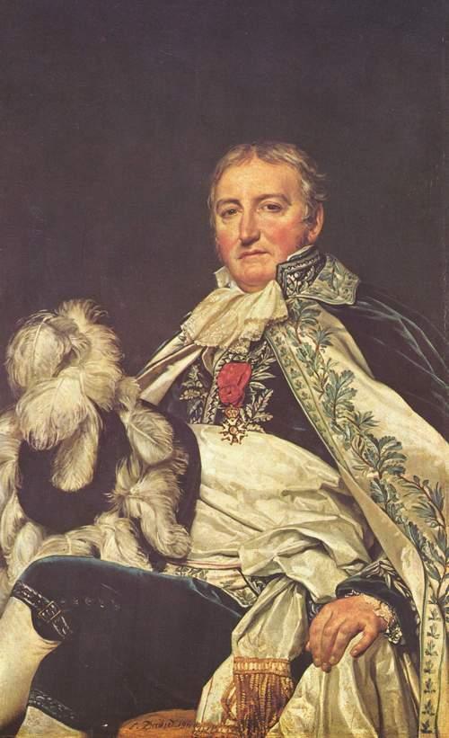 портрет графа Франсуа де Нант