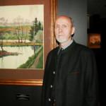 Последние десятилетия художника Шмаринова.
