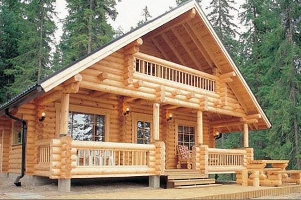 выбор конструкции деревянного дома
